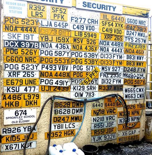 'The Wall of Memories', 'Ellie Rose Travel Ltd.' on Dennis Basford's railsroadsrunways.blogspot.co.uk'