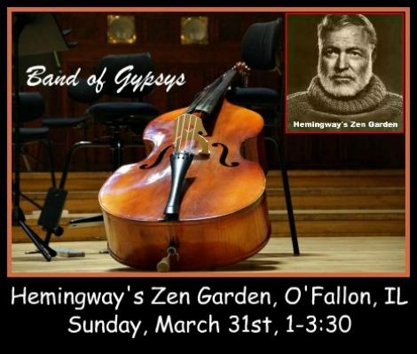 Band of Gypsys 3-31-19