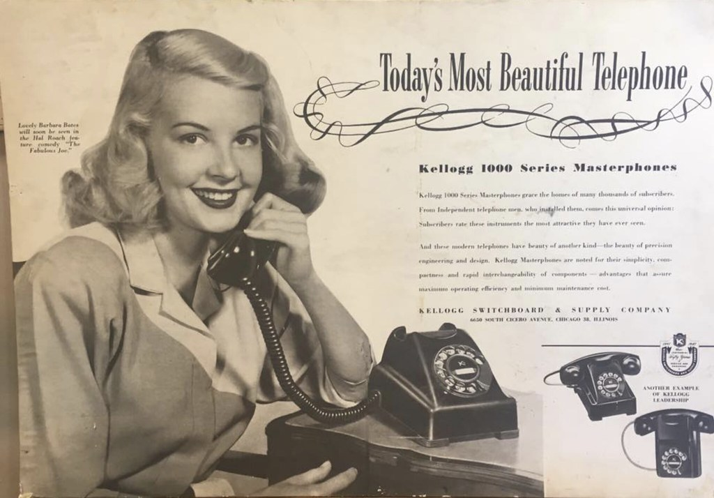 Kellogg 1947