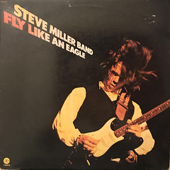 STEVE MILLER:FLY LIKE AN EAGLE(JACKET A)