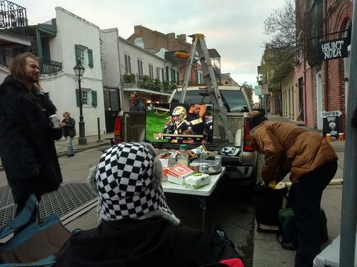 Dumaine street tailgate