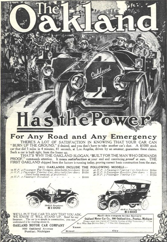 1911 Oakland
