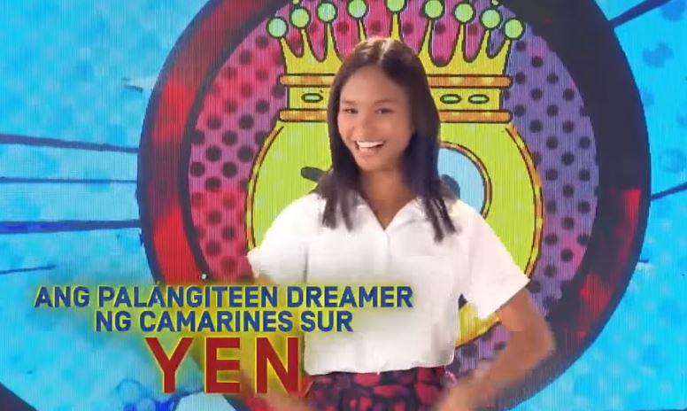Yen Quirante, Ang Palangiteen Dreamer ng Camarines Sur (2)