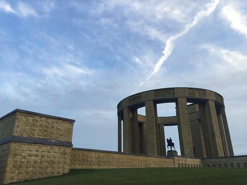 King Albert Memorial