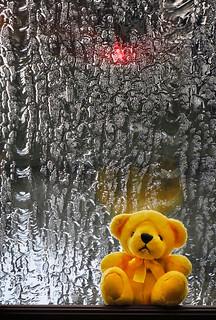 Baby, it's wet outside )