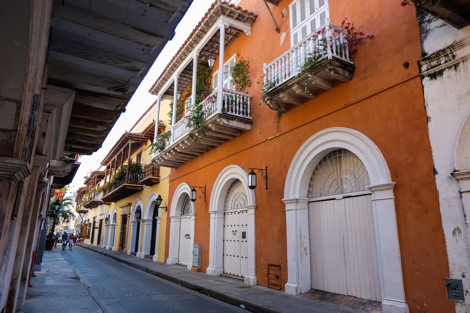 Old Town / Cartagena, Colombia