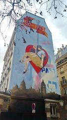 58 - Paris - Février 2019 - rue Etienne Jodelle