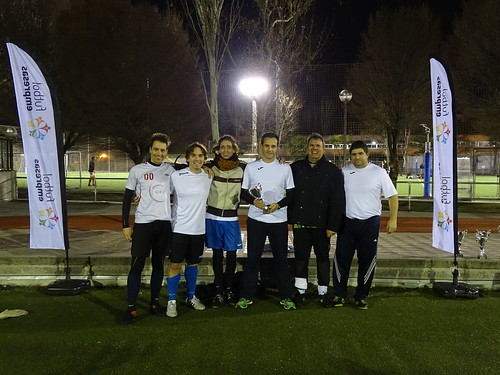 CNC subcampeón del Torneo Apertura 18_19