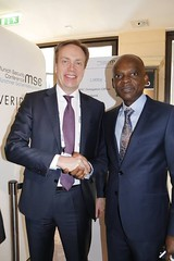 @rdussey : Thanks to Børge Brende @borgebrende the President of World Economic Forum for his support @Davos @msc2019 #Norway https://t.co/dB3VRacOtN