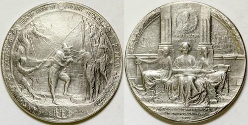 Hudson-Fulton Celebration Medal