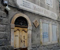 La vieja fachada (Maurice Fois)