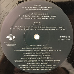 FU-SCHNICKENS:WHAT'S UP DOC?(LABEL SIDE-B)