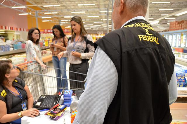 Semana do Consumidor - Fiscalização Extra Benfica