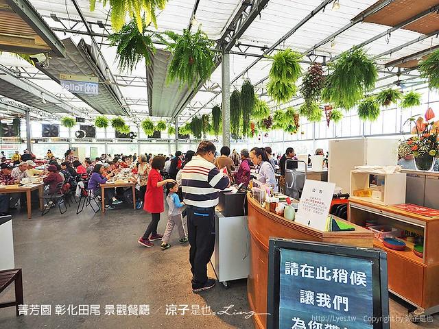 菁芳園 彰化田尾 景觀餐廳 46