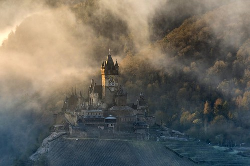 *Cochem Castle @ Spring Morning*