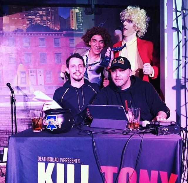 KILL TONY #330 - PHILADELPHIA