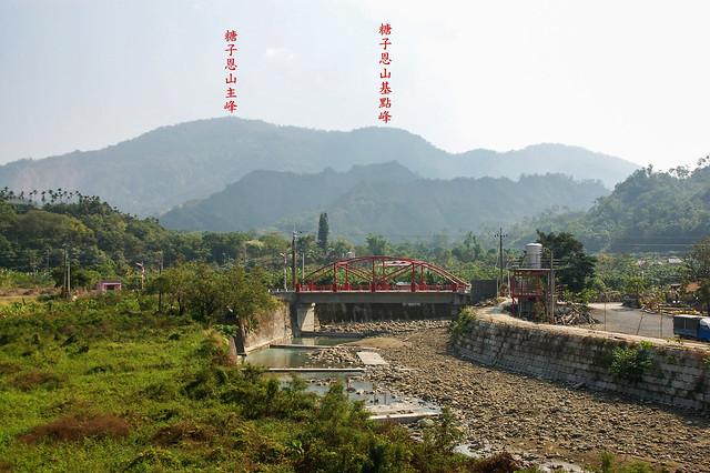 糖子恩山(From龜丹休閒體驗農園)