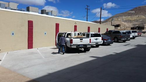 Mizpah Parking