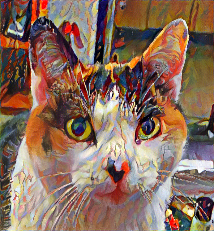 Style Transfer GANs (Generative Adversarial Networks) | Softology's Blog