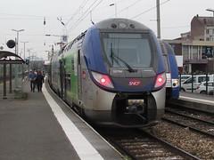 Lens: Gare de Lens (Pas-de-Calais)