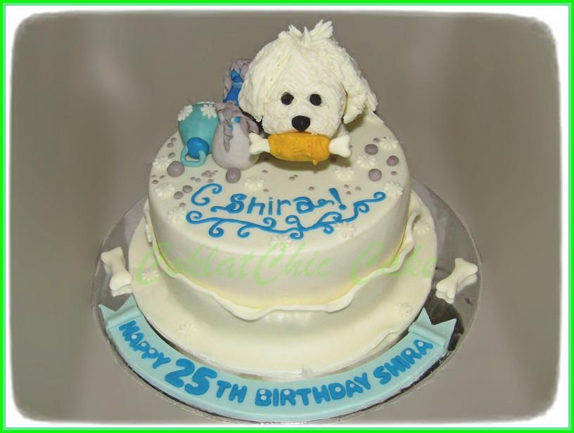 Cake Doggy SHIRA 15 cm