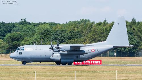 Austrian C-130 Hercules