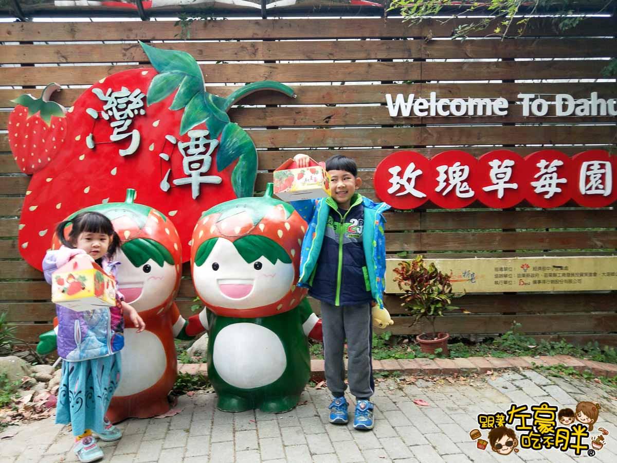 苗栗縣大湖灣潭玫瑰草莓園-5