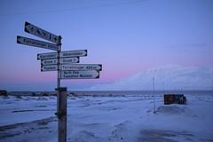 Longyearbyen Crossroads