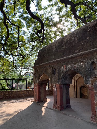 City Monument - Unnamed Mosque, Agrasen ki Baoli