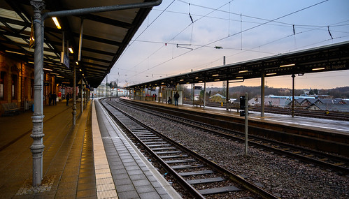 Bahnhof St. Ingbert
