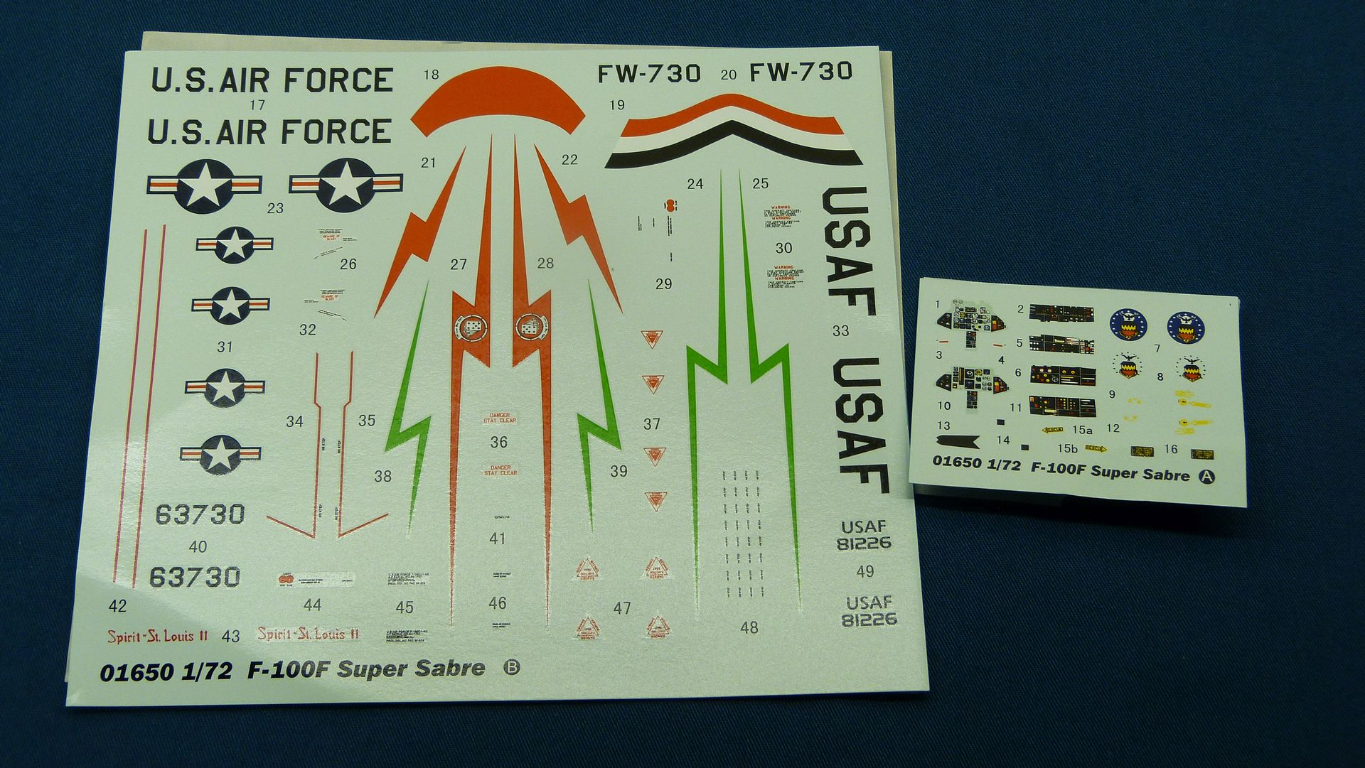 YGBSM, F-100F Wild Weasel I 32438524277_cccaa7d7e9_o