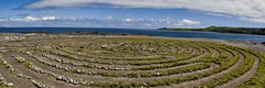 Makaluapuna Point labyrinth