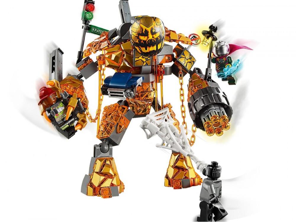 蜘蛛人、神秘客的人偶超帥氣!! LEGO 76128、76129、76130《蜘蛛人:離家日》Spider-Man: Far From Home 三款電影盒組公開!!