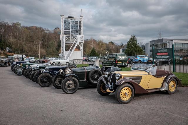 BMW & Frazer Nash line up #3