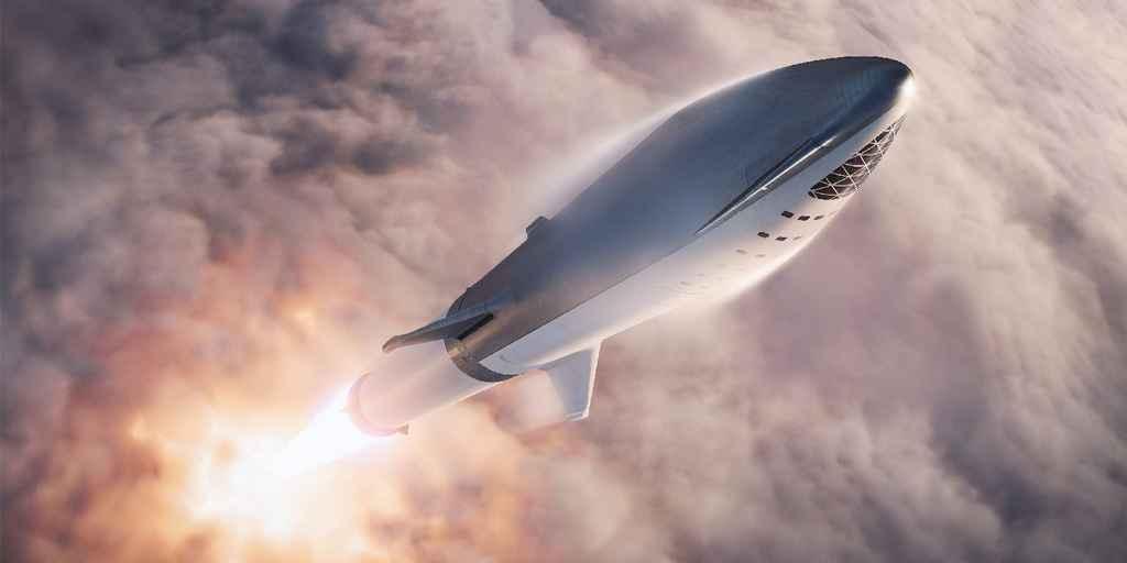 Starship de SpaceX pourrait voler d'ici avril 2019