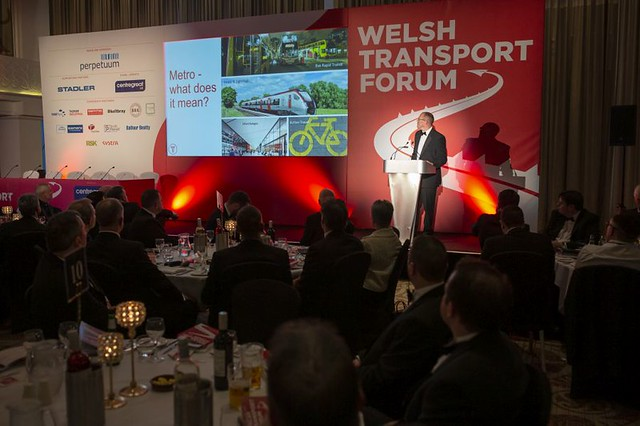 WELSH TRANSPORT FORUM, CARDIFF, 04/04/2019