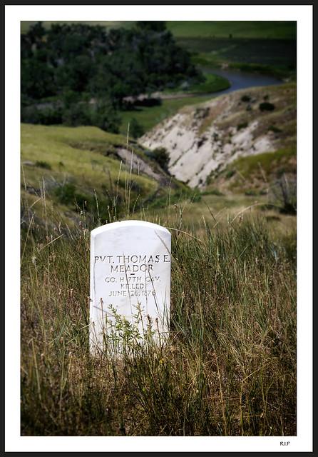 Battlefield Grave