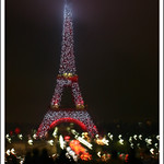 Tour Eiffel (la nuit)