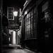 Gaslight, Bedfordbury by Scrufftie