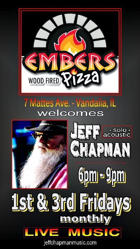 Jeff Chapman 3-15-19