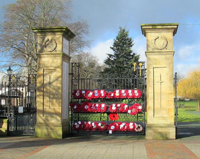 Oswestry War Memorial