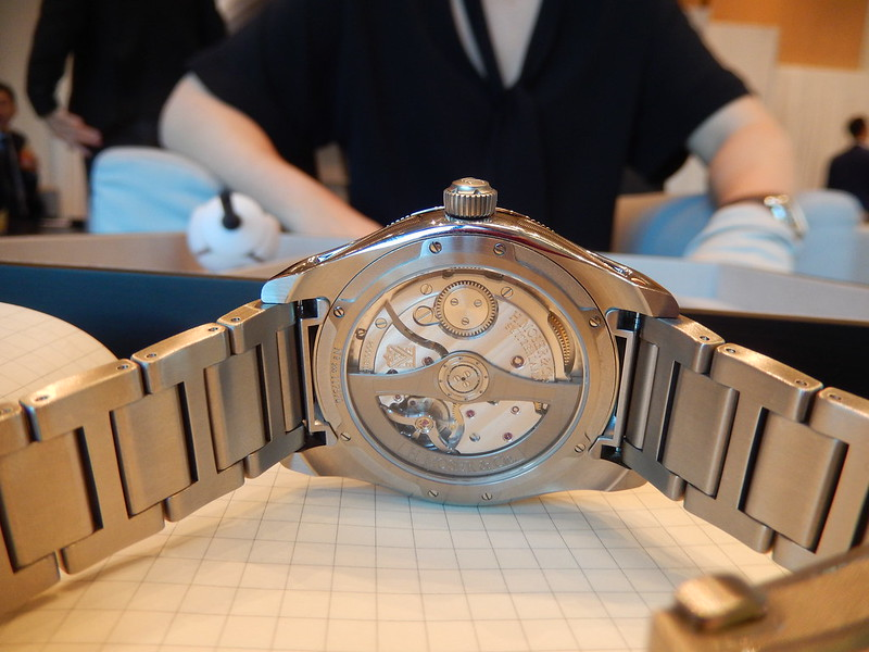 moser - Baselworld 2019 : reportage H.Moser & Cie 33594411618_8142bed8c3_c