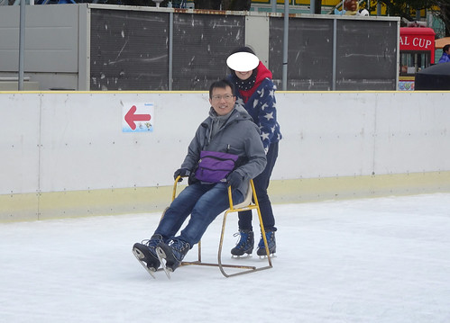 としまえんのスケート