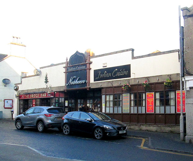 Art Deco Indian Restaurant and Bar, Ellon
