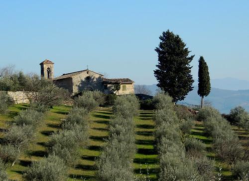 Chiesa di San Michele a Castiglioni - 1