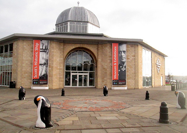 Dsicovery Point and Penguins, Dundee