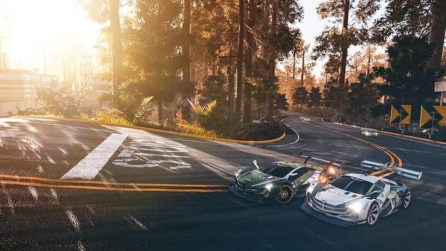 Xenon Racer - Bosque canadiense