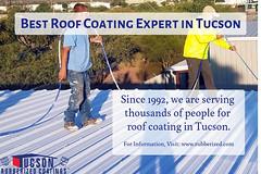 Best Roof Coating Expert in Tucson