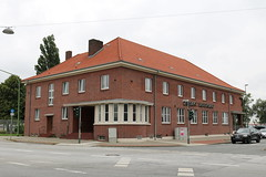 Bremerhaven: Zollamt Rotersand
