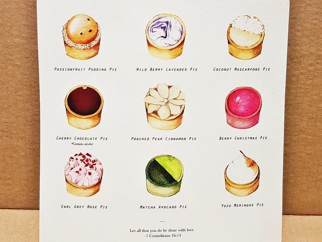 Elijah Pies Mini Pies Description